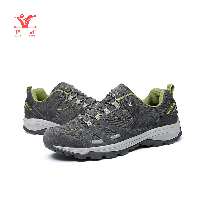 2017 XiangGuan walking shoes men Outdoor Lace DMX Synthetic Vamp Breathable Light Sneakers Sport Shoes size 39-45