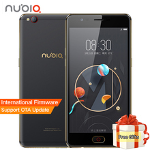 "Original 2017 ZTE Nubia M2 LITE 5.5"" 4G RAM 32GB ROM 4G LTE MT6750 Octa Core Android M 16.0MP 3000mAh Battery Smartphone"