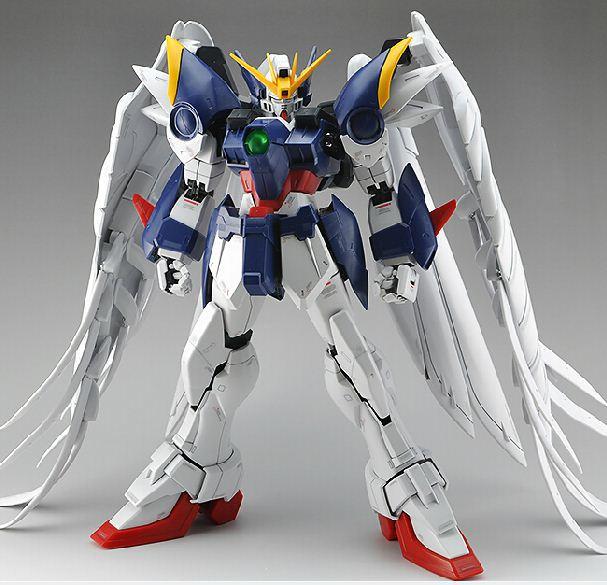 TT Gundam 1/60 Perfect Grade Wing Gundam Zero Custom action figures robot scale models plastic model kits anime assembled<br><br>Aliexpress