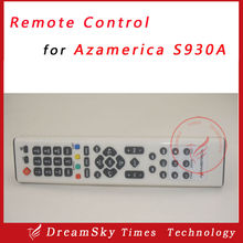 1pc S930A Remote Control for AZ america S930 satellite receiver Azamerica S930A remote controller free shipping post