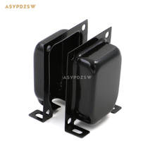 2 PCS EI transformer laminations end bells EI76 Vertical cattle cover Integration with mounting bracket side cover