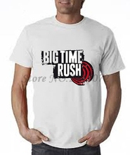 BIG TIME RUSH LOGO MUST HAVE TSHIRT / POLYESTER(China)