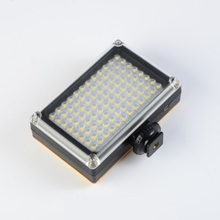 NEW 96 Mini LED Video Light Photo Lighting on Camera Hotshoe Dimmable LED Lamp for Canon Nikon Sony Camcorder DV DSLR Youtube(China)