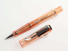 JINHAO 599 transparent red Rollerball  Pen  Office & School Supplies Stationery  best gift
