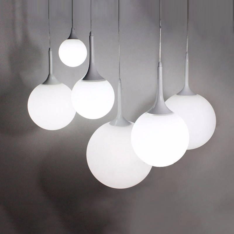 Have An Inquiring Mind Modern Novelty Color Balloon Led Ceiling Light Acrylic Globe Ball Lampshade Children Room Lamp Living Bedroom Lights Fixtures Ceiling Lights & Fans