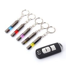 5 Color,Titanium Black Finish Car Auto Anti Static Touch Pen,Hex Stem,Keychain,Key Ring,100% Brass Stem,Free Ship,1pc(China)