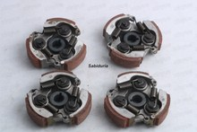4PCS/LOT  43cc 47cc 49cc 2 Stroke Clutch Pad Super Pocket Dirt Pit Bike Mini Quad Chopper