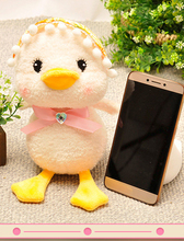20cm plush toy manufacturers wholesale ducks doll doll children's day gift(China)