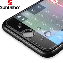 Buy Suntaiho 2.5D 9H tempered glass iphone X 7 7plus 6s plus 0.2mm Screen protector iPhone 8/8plus Glass Film for $1.69 in AliExpress store