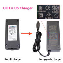 UL Hoverboard Charger Plug for 2 wheel scooter Plug hoverboard EU Charger electric skateboard UK Power Supply US Charger(China)