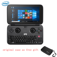 5.5 inch GPD WIN GamePad Windows 10 Tablet PC Intel Cherry Trail X7-Z8750 Quad Core 1.6GHz 4GB 64GB Game Player WiFi HDMI BT 4.1(China)