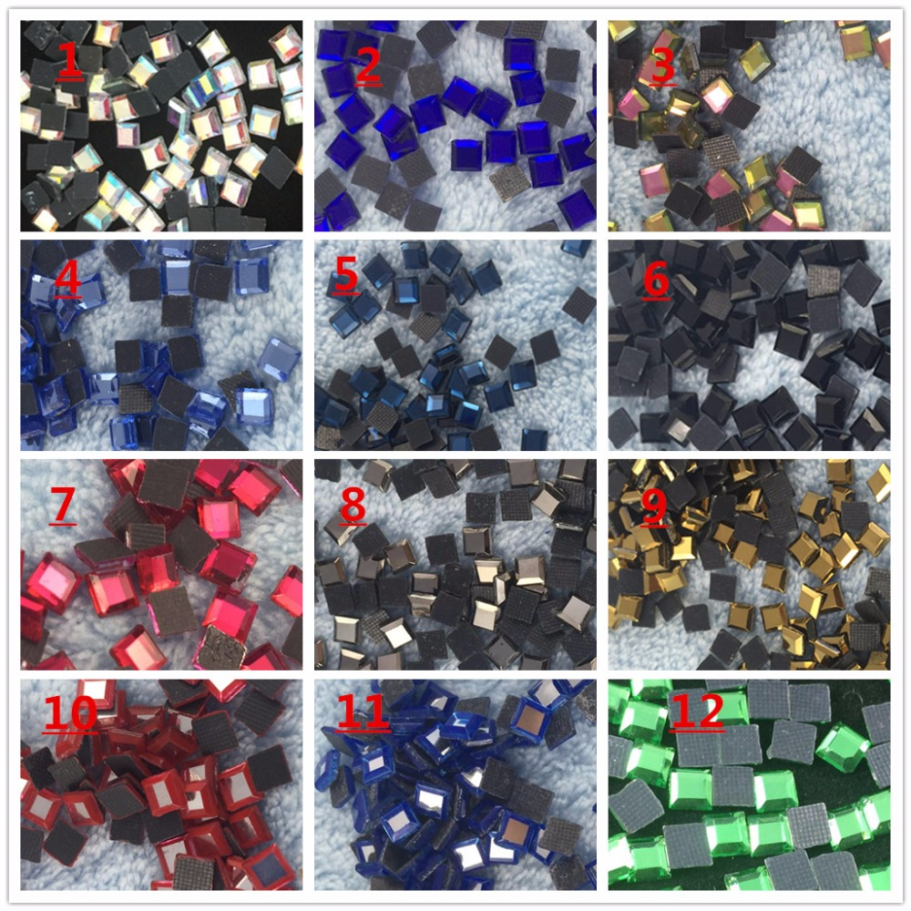 Detail Feedback Questions about 4mm 0.16 in Hot fix Rhinestones ... 317165436845