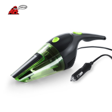 PUPPYOO Powerful Portable Connect wih Car Mini Handheld Vacuum Cleaner Light Dust Collector DC 12V 120W Green Catcher D-708()