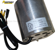 High Quality 1500W 48V Brushless Electric DC Motor 1500W Electric Scooter BLDC Motor BOMA Brushless Motor (Scooter Parts)