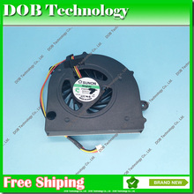 CPU Cooling Fan For Toshiba Satellite C670 C675 L775 C670D The Notebook fan KSB06105HA-AL1S DC5V 0.4A 3wires fan KSB06105HA AL1S(China)