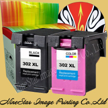 For HP ENVY 4520 4521 4522 4523 4524 Printer Ink Cartridge 302 302XL For HP ENVY 4520 printer ink ns45