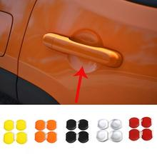 For Jeep Renegade 2015 2016 Car Door Blow Rims Case Car Styling Auto Body Parts Accessories 4pcs