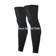 High Quality Promotion Selling 2017 Cycling Legwarmers Basketball Leggning Some Size Made From High Elasticity Materials(China)