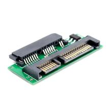 Mini 1.8 Micro SATA MSATA TO 7+15 1.8 inch SATA Adapter Converter Card Connector Plated Board Assembly Part Accessories #67541