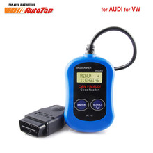 2017 Best OBD 2 Autoscanner VAG305 for AUDI for VW Supports Airbag ABS Automotive Scanner ODB2 ODB 2 Diagnostic Scanner for Car(China)