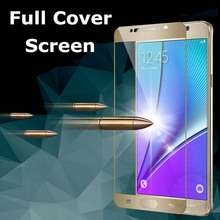 New Tempered Glass Film Screen Protector For Samsung Galaxy A3 A5 A7 2017 2016 A320 A520F A720 A510 A710 Clear Guard Screen Film