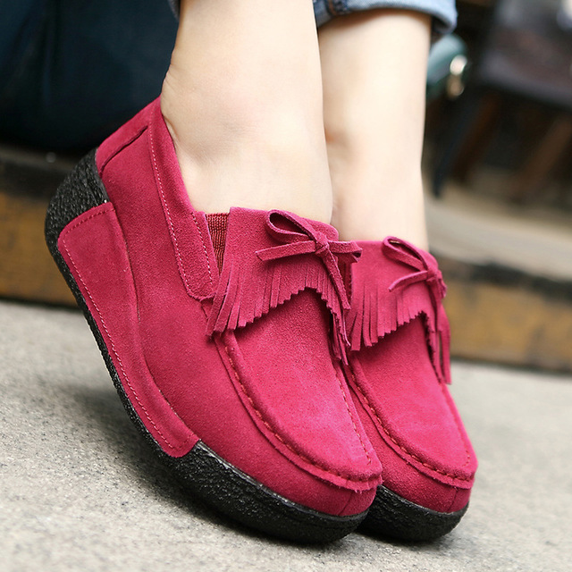 SWYIVY slimming chunky shoes sneakers femme spring women