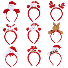 Christmas Hair Accessory Decoration Home Party Head Hoop