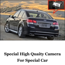 Car Camera For Subaru Legacy B4 MK5 / Liberty High Quality Rear View Back Up Camera Friends Use | CCD + RCA