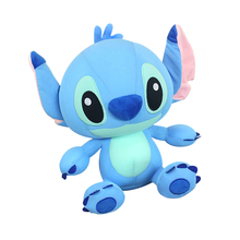 1pc 12.5inches 32cm giant lilo and stitch plush toy Cartoon Stuffed Animals anime soft toy doll stitch plush pillow baby toy