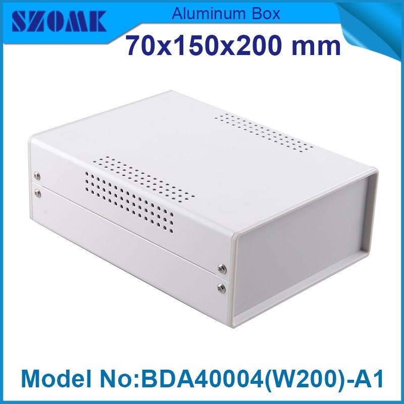 1 piece enclosure electrical gabinete caja de conexiones iron box enclousure case fit device  69x149x200 mm in camera housing<br>