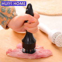 Huiyi Home Steak Pork Row Meat Tenderizer Needle Meat Hammer Kitchen Pine Meat Tools Cooking Accessories EKB104