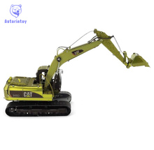 3D Metal Puzzles CAT Excavator Toys 3D colour Metal Model NANO Puzzles New Styles Chinses Metal Earth DIY Creative Gifts