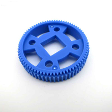 64T 96T square hole Gear tank track accessories/ M0.5 thick gear / porous/toy accessories/Technology model parts
