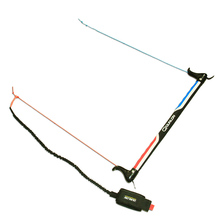 50cm Traction Kite Bar Dual Line Control Bar For Stunt Power Kite Surfing Boarding Kite Flying Tool(China)