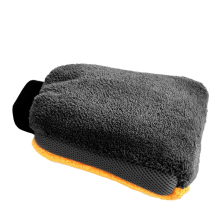 1 x Ultrafine Microfiber Car Wash Gloves Washing Cleaning Gloves Auto Furniture Washer Motorcycle Towel Winter Waterproof