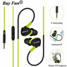 Sport Headphones Earphones With Mic Running Stereo Bass Music Headset For iPhone Samsung Sony Nokia HTC All Mobile Phone MP3 MP4