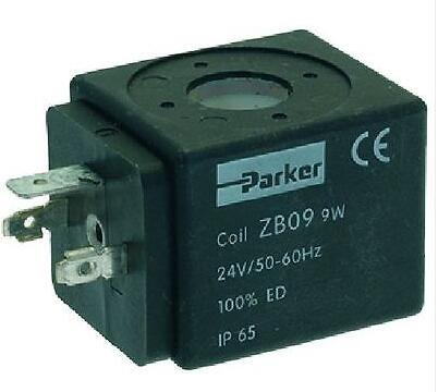 Coil Parker Zb09 9w 24v 50/60hz<br>