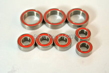 Free Shipping Supply high grade Modle car bearing sets bearing kit KYOSHO MINI Z MR-02