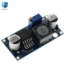 1PCS Ultra-small LM2596 power supply module DC / DC BUCK 3A adjustable buck module regulator ultra LM2596S 24V switch 12V 5V 3V(China)