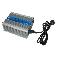 500W Smart Micro Inverter Grid Tie Inverter design for PV Module Suitable for 24V/36V/48V Battery and Small Wind Turbine System