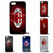 Xiaomi Redmi Note 2 3 3S 4 Pro Mi3 Mi4i Mi4C Mi5S MAX iPod Touch 5 6 AC Milan FC Associazione Calcio Logo Capa Case - The End Cell Phone Covers store
