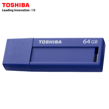 TOSHIBA USB flash drive 32GB Real Capacity V3DCH USB 3.0 64G USB flash drive quality Memory Stick 128G Pen Drive Free shipping