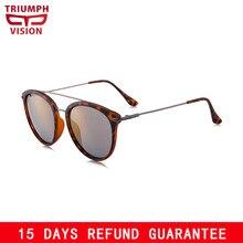 TRIUMPH VISION lunettes de Soleil Polarisées pour les Femmes Léopard  Lunettes de Soleil pour Womem UV400 Protection Nuances Ocul. 1c156aeea91c