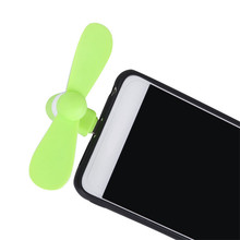 Mini usb gadget Portable Type C Mobile Phone Cooling Fan For Android LG Huawei