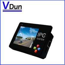 "DHL Free Shipping Wrist 3.5"" Touch LCD Monitor  IP Network  Analog  CCTV Camera Tester  Built in WIFI  / PTZ Control ,IPC1600"