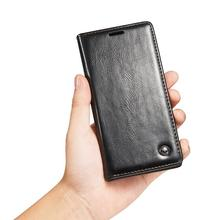 For SONY Z4 Case PU Oil Wax Texture Leather Flip Wallet Cover Multifunctional Phone Bags Free Shipping(China)