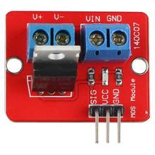 IRF520 MOS FET Driver Module for Arduino / Raspberry Pi(China)