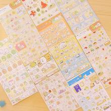 New Arrival Korean Sumikko Gurashi Party Decorative Stickers Adhesive Stickers DIY Decoration Diary Stickers(China)