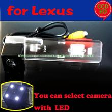 for sony ccd 2014 LEXUS ES class (ES250 ES300h) car rear view reversing camer parking assit with LEDS night vision waterproof(China)