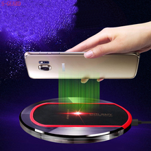 Buy S-GUARD Qi Original Wireless Charger Charging Pad SAMSUNG S6 S6 Edge S6Edge+ Plus S8 S7 S7Edge Note5 iphone 8/8 plus/IphoneX for $4.90 in AliExpress store